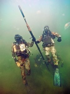 German Navy Special Forces (Seals)